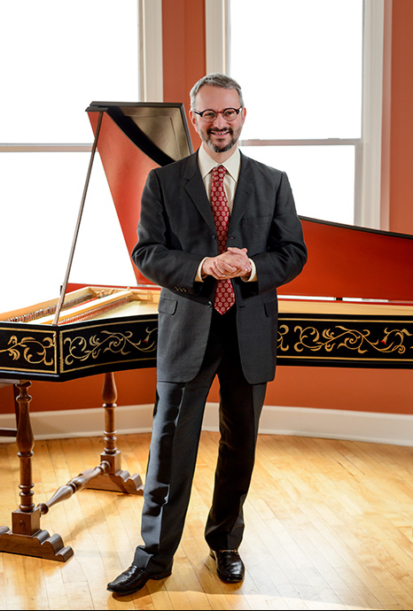 Musical artist Byron Shenkman