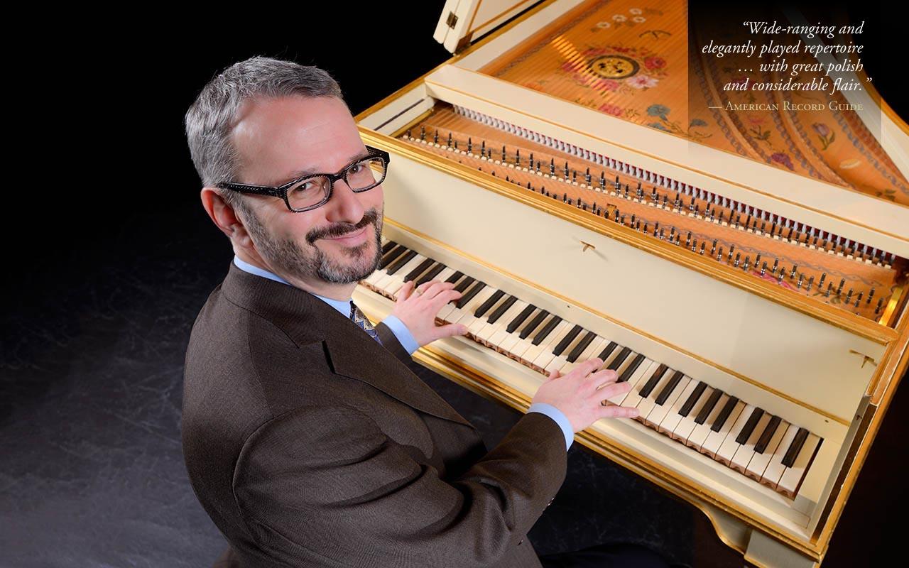 Byron Schenkman -  Harpsichordist