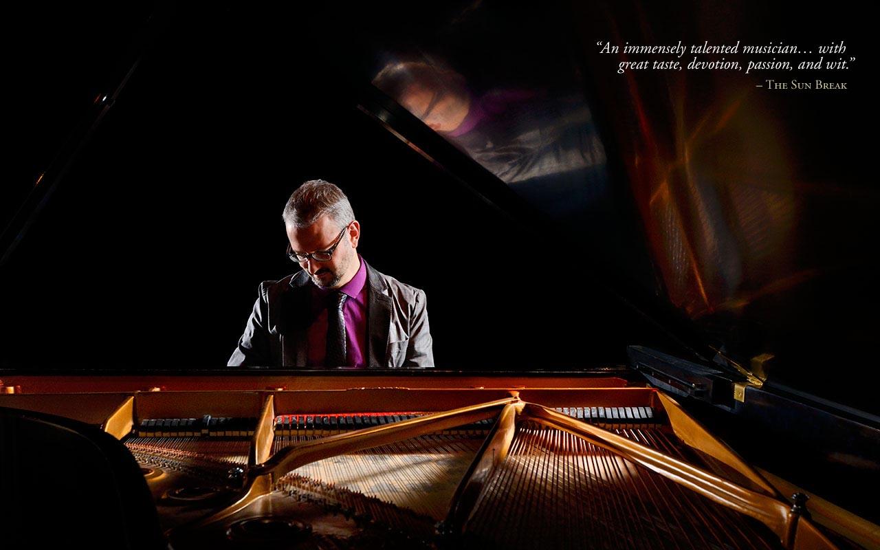 Byron Schenkman - Pianist