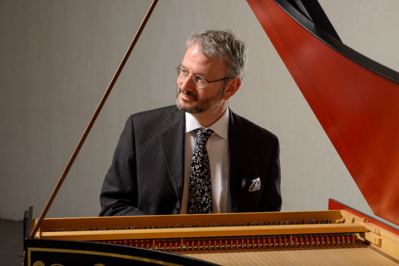 New York, NY: Solo Harpsichord Recital @ St. Ignatius of Antioch Church | New York | New York | United States