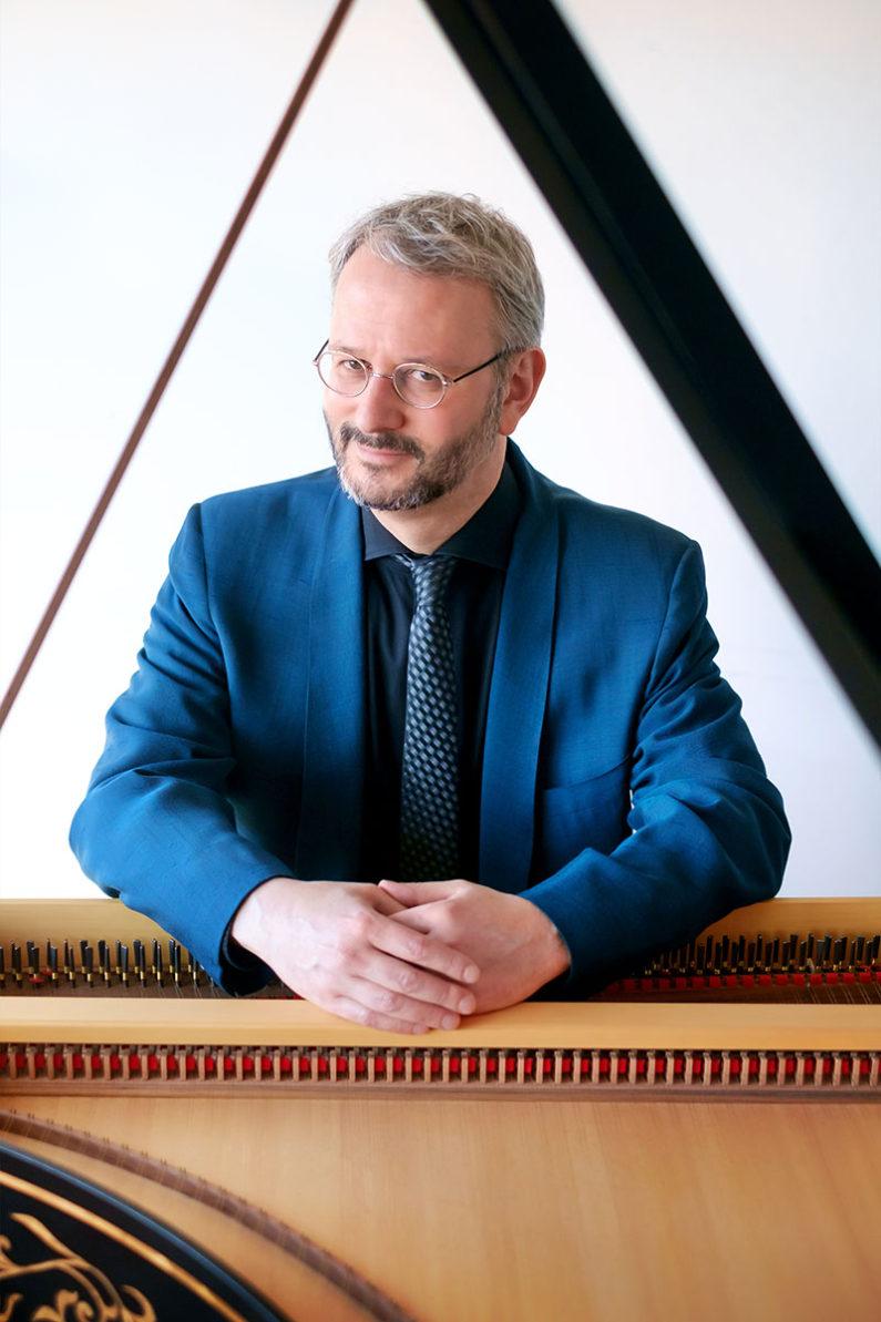 Byron Schenkman, Piano & Harpsichord