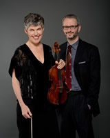 Berkeley, CA: duo recital with violinist Ingrid Matthews @ St. Mary Magdalene Church | Berkeley | California | United States